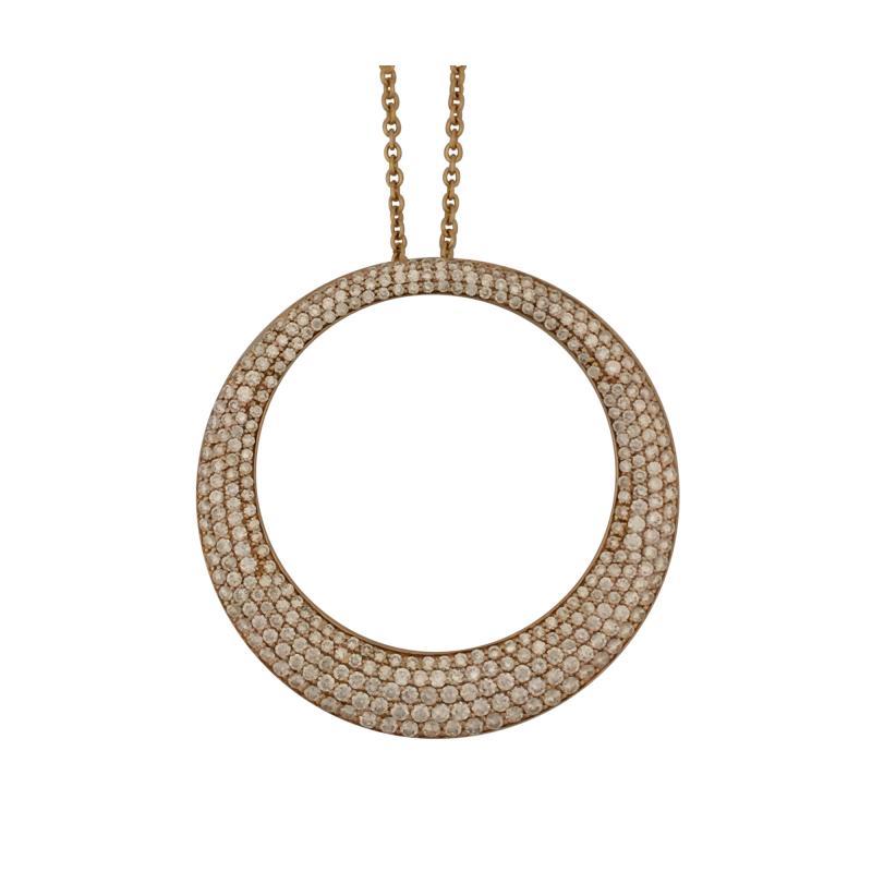 Roberto Coin Roberto Coin Circle Necklace