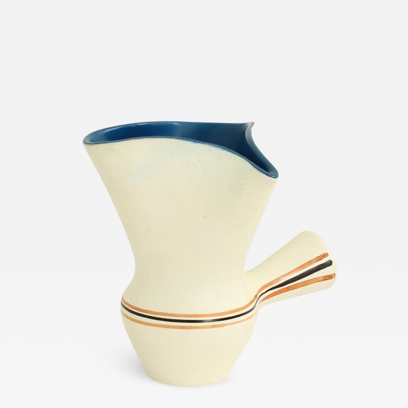 Roger Capron Roger Capron Ceramic Pitcher 1950s