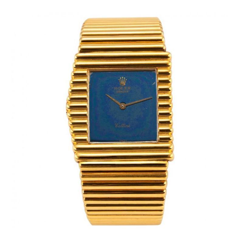 Rolex Rolex Cellini Gold Watch Ref 4015 Circa 1975