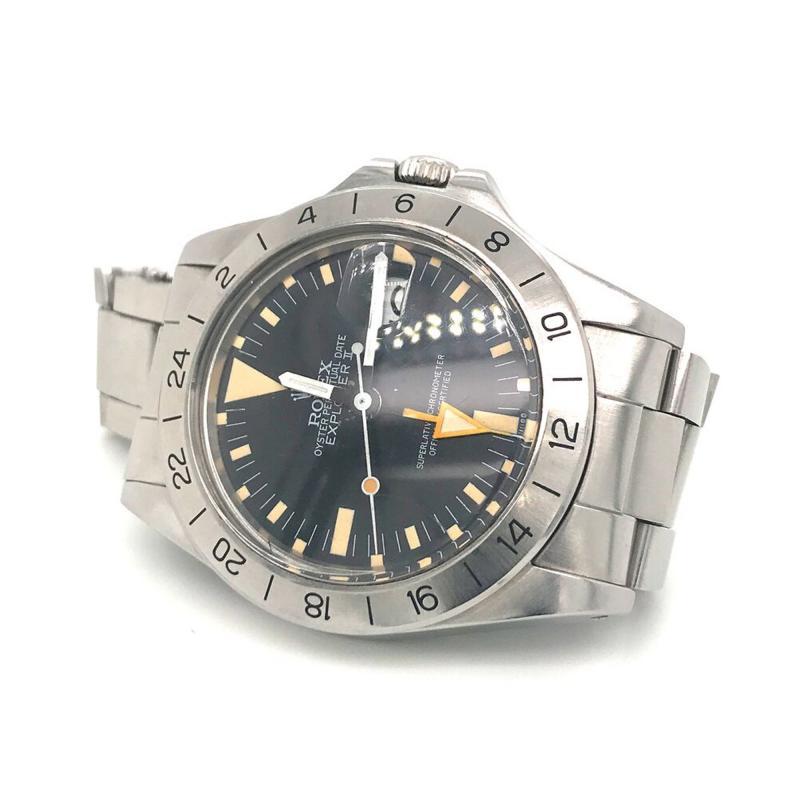 Rolex Rolex Explorer II Steve McQueen