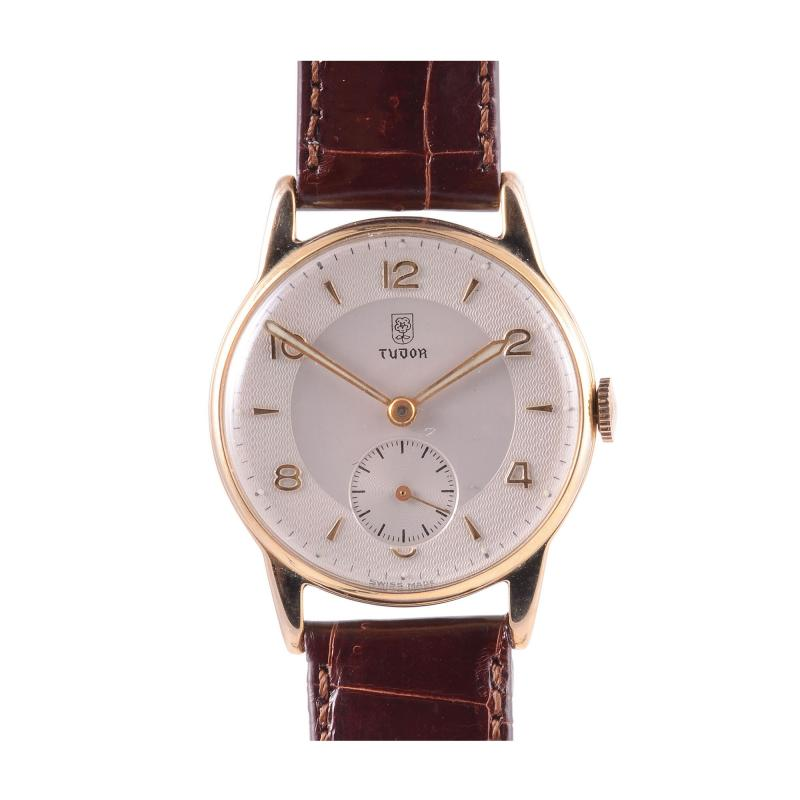Rolex Watch Co Rare Rolex Tudor Model Wrist Watch