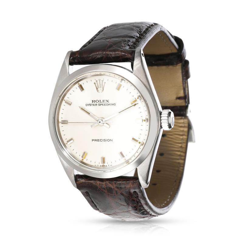 Rolex Watch Co Rolex SpeedKing 6430 Womens Watch in Stainless Steel