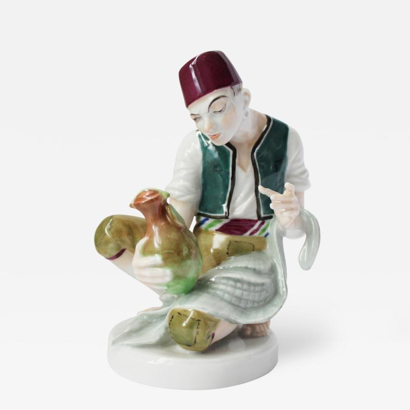 Rosenthal Scheherazadian Figure of Aladin