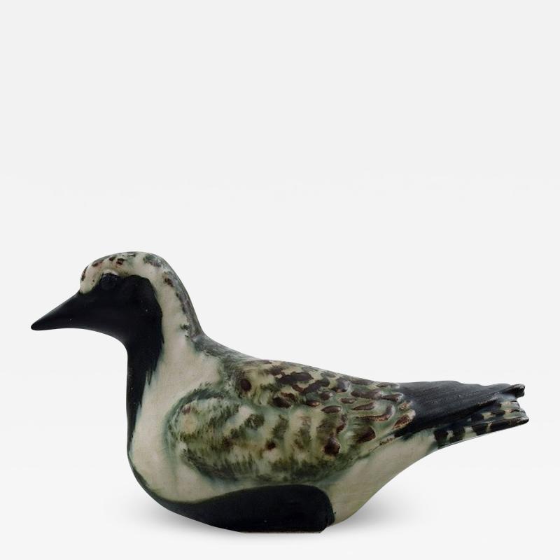 Royal Copenhagen Golden plover stoneware number 22486
