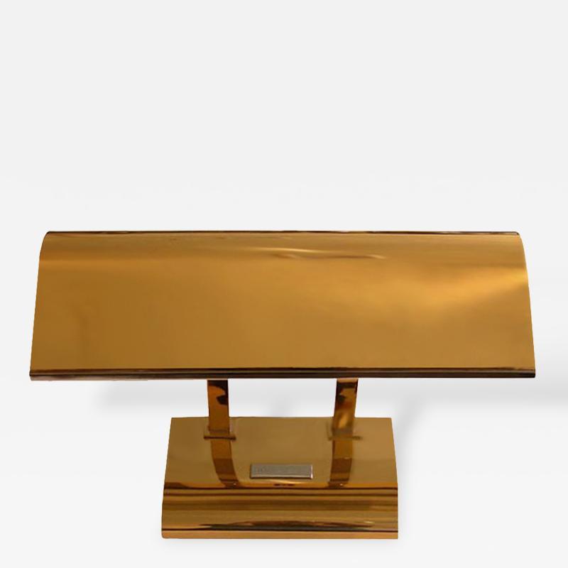 Silvercrest Bronze 1940 s Desk Lamp by Silvercrest Bronze