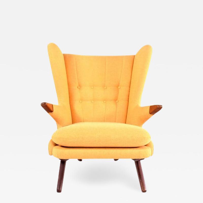 Skipper Svend Skipper Lounge Chair Model 91 Papa Bear Style Chair
