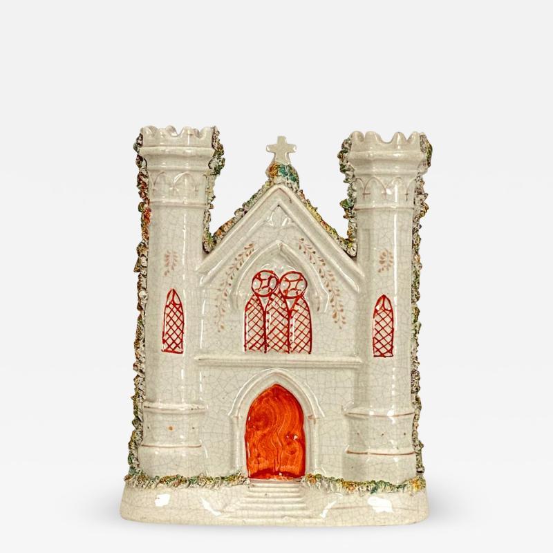 Staffordshire Circa 1880 Staffordshire Church England