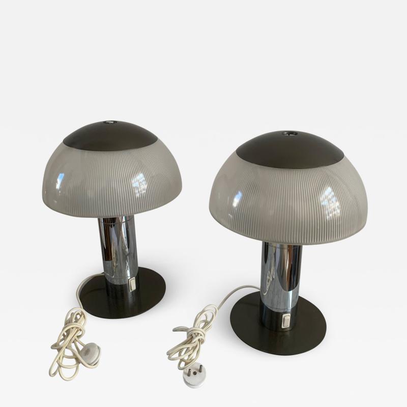 Stilnovo Pair of Table Lamps