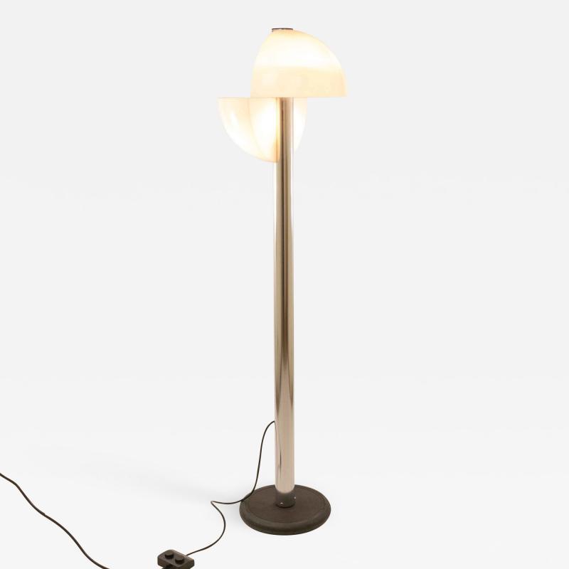 Stilnovo Spicchio floor lamp by Corrado and Danilo Aroldi for Stilnovo 1970s