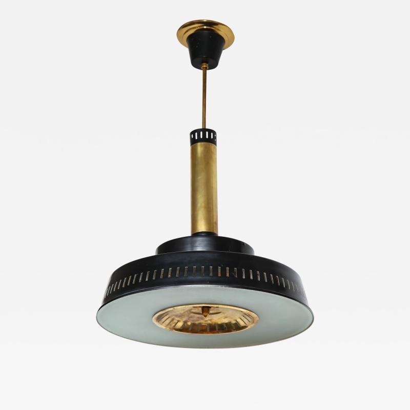 Stilnovo Stilnovo Chandelier or Suspension Light Italy c 1960 s