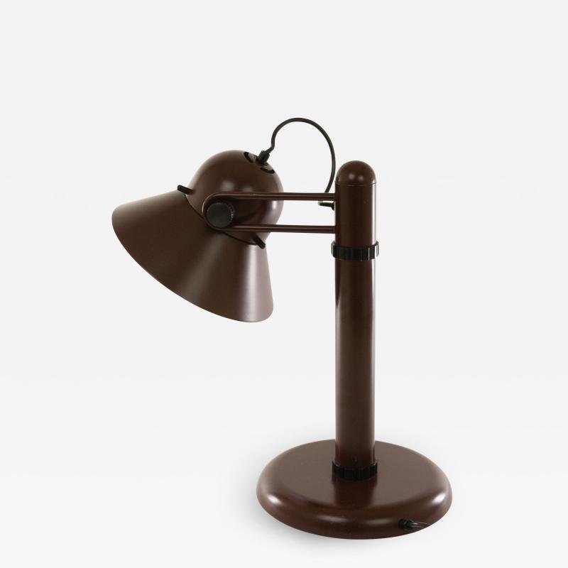 Stilnovo Swiveling table lamp by Gae Aulenti for Stilnovo 1970s