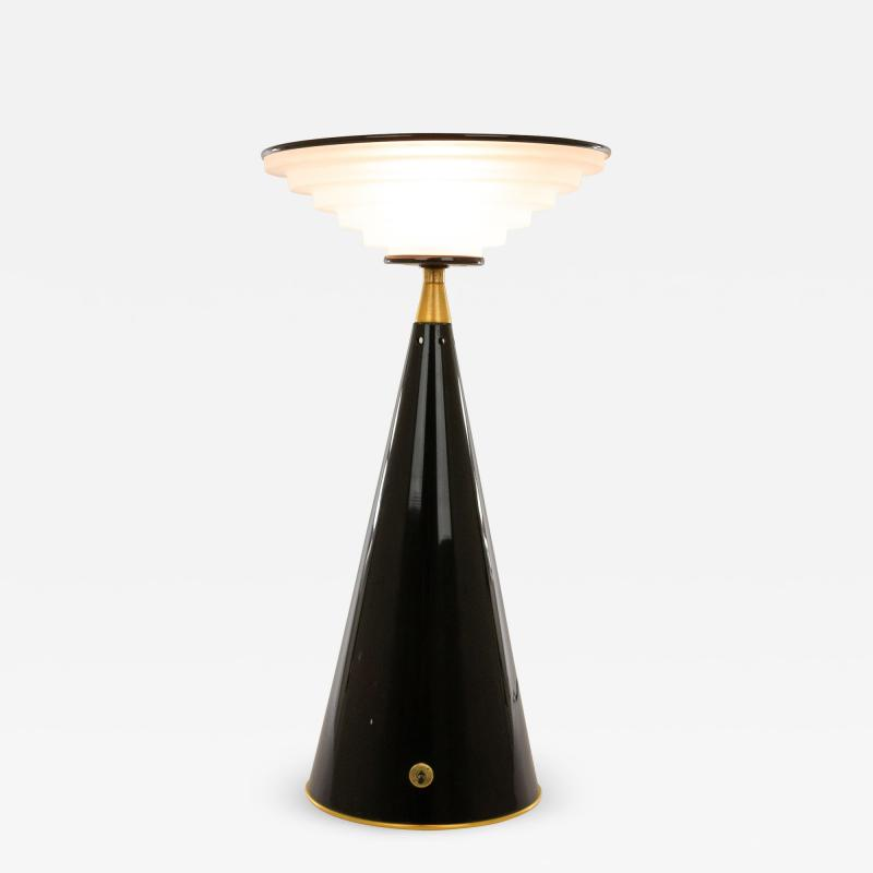Stilnovo Ziggurat table lamp by Shigeaki Asahara for Stilnovo 1980s