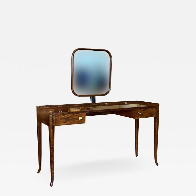 Stockmann Oy Elegant Finnish Modern Dressing Table by Margareta Nordman