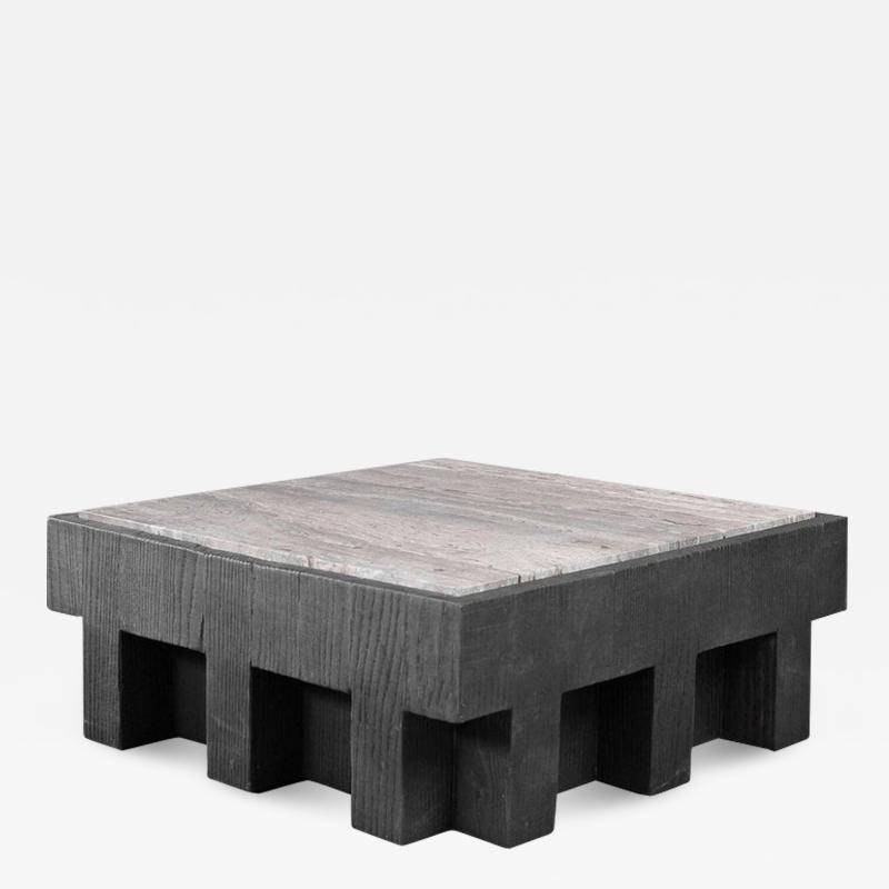 Studio Arno Declercq Cross Coffee Table by Arno Declercq