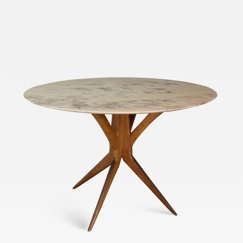 Studio BBPR 50s table attributed to BBPR