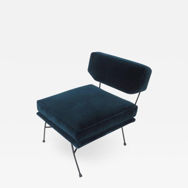 Studio BBPR BBPR Architects for Arflex Elletra Lounge Chair Italy 1953