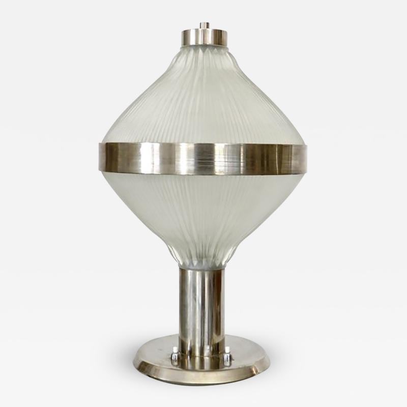 Studio BBPR Italian Table Lamp Polinnia by The Architects BBPR for Artemide c 1964