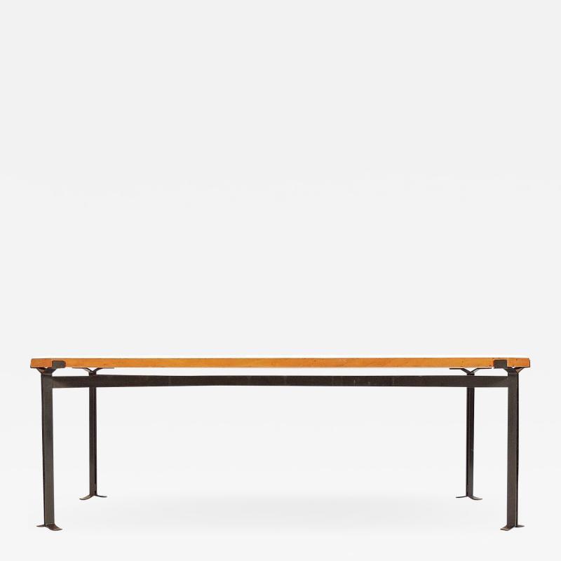 Studio BBPR Studio BBPR private comission architectural low table Italy 1960s