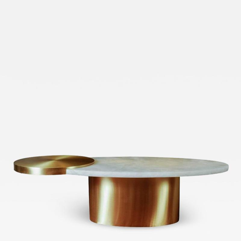 Studio Glustin Alabaster Coffee Table