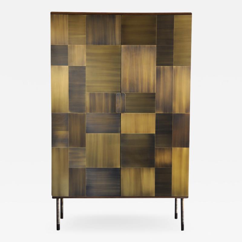 Studio Manda Kikano Bar Cabinet by Studio Manda