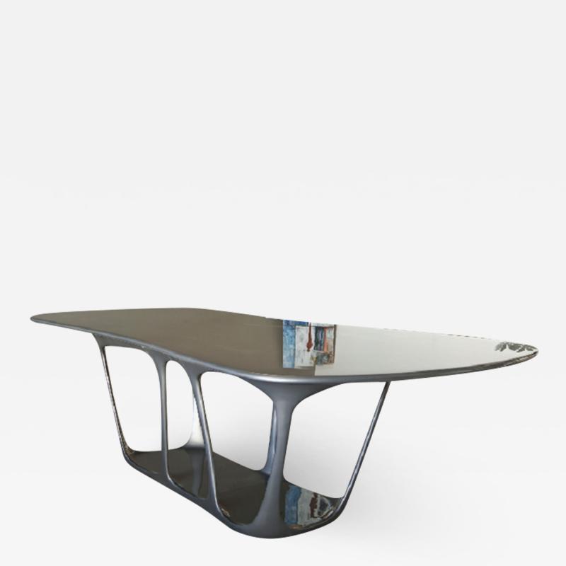 Studio Manda Lava Dining Table by Studio Manda