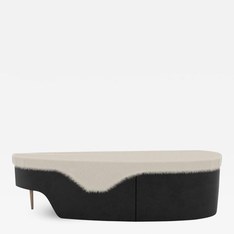 Studio SORS BANC B 2021 Low Cabinet Bench