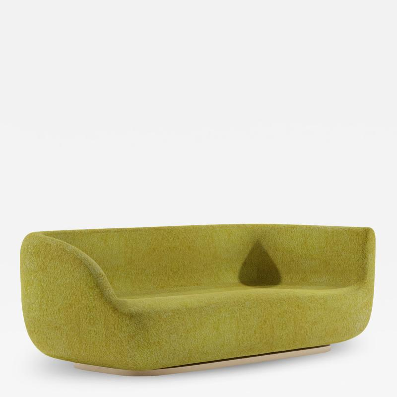 Studio SORS Canap PL sofa in gold