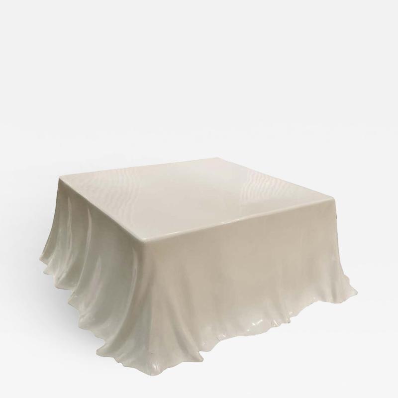 Studio Tetrarch Studio Tetrarch Tovaglia Tablecloth Coffee Table for Alberto Bazzani