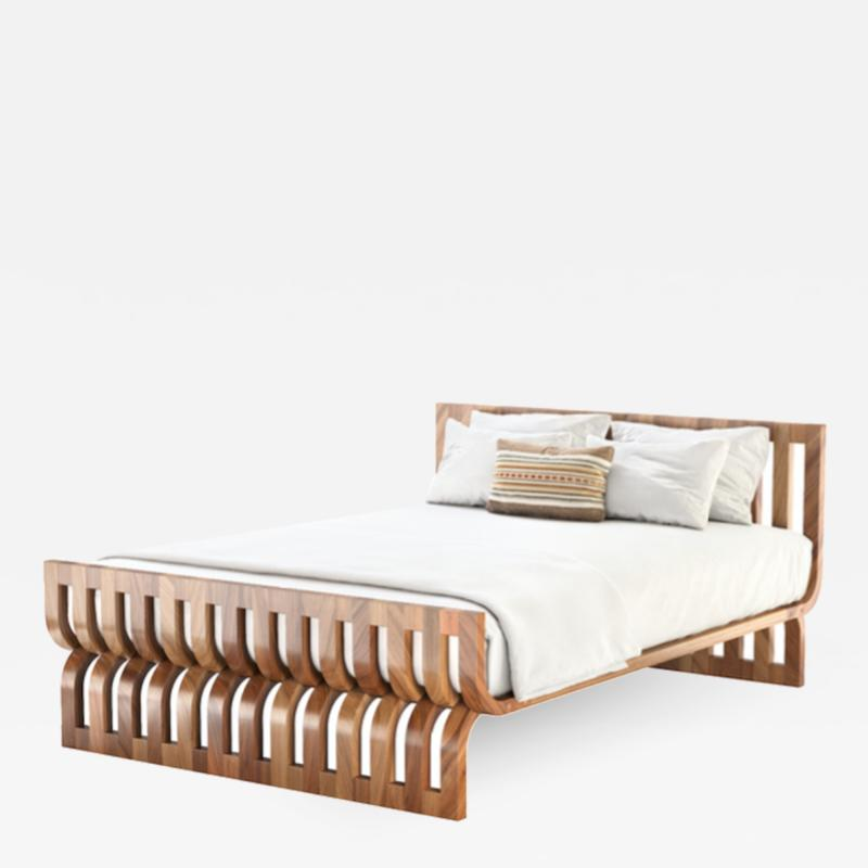 Studio Van den Akker The Finn Bed by Studio Van den Akker