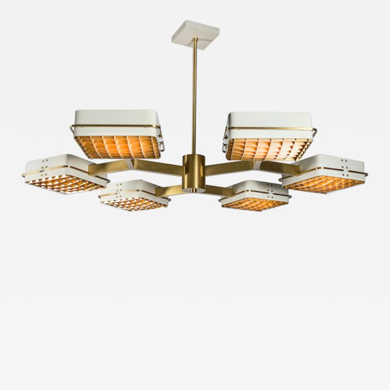 Studio Van den Akker The Lawson Chandelier by Studio Van den Akker