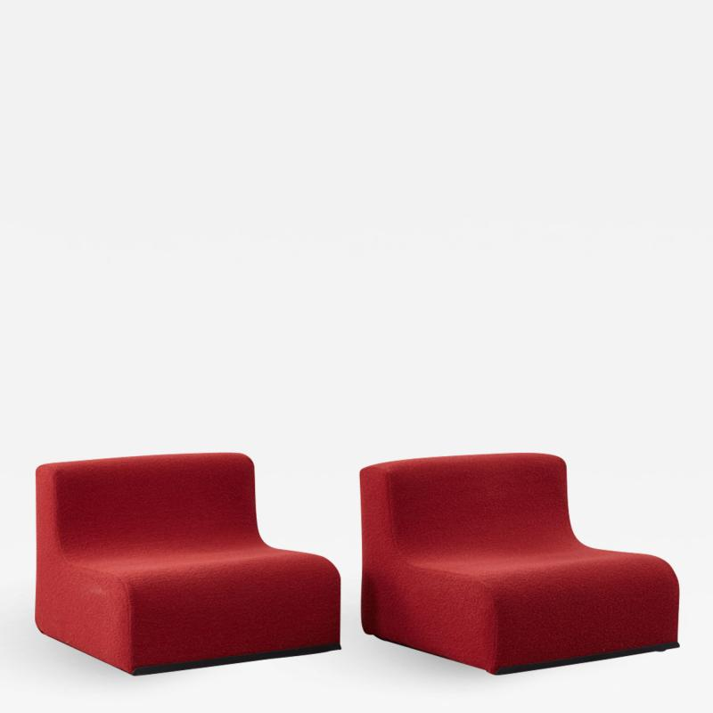 Superstudio Superstudio SOFO chairs Poltronova Italy 1966
