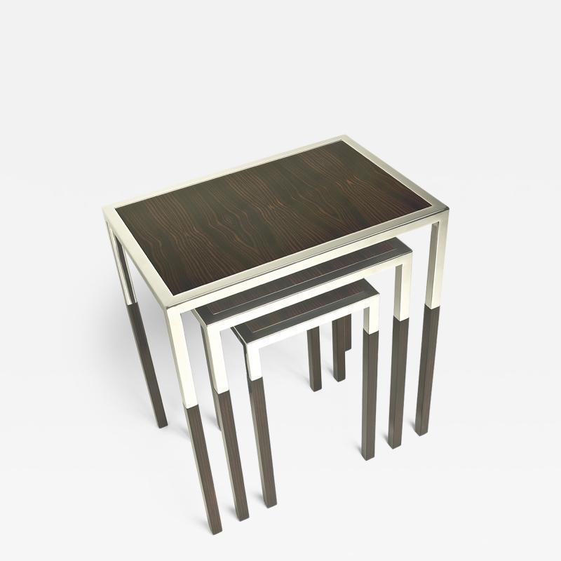 Susan Fanfa Design Melody Nesting Tables Set of Three