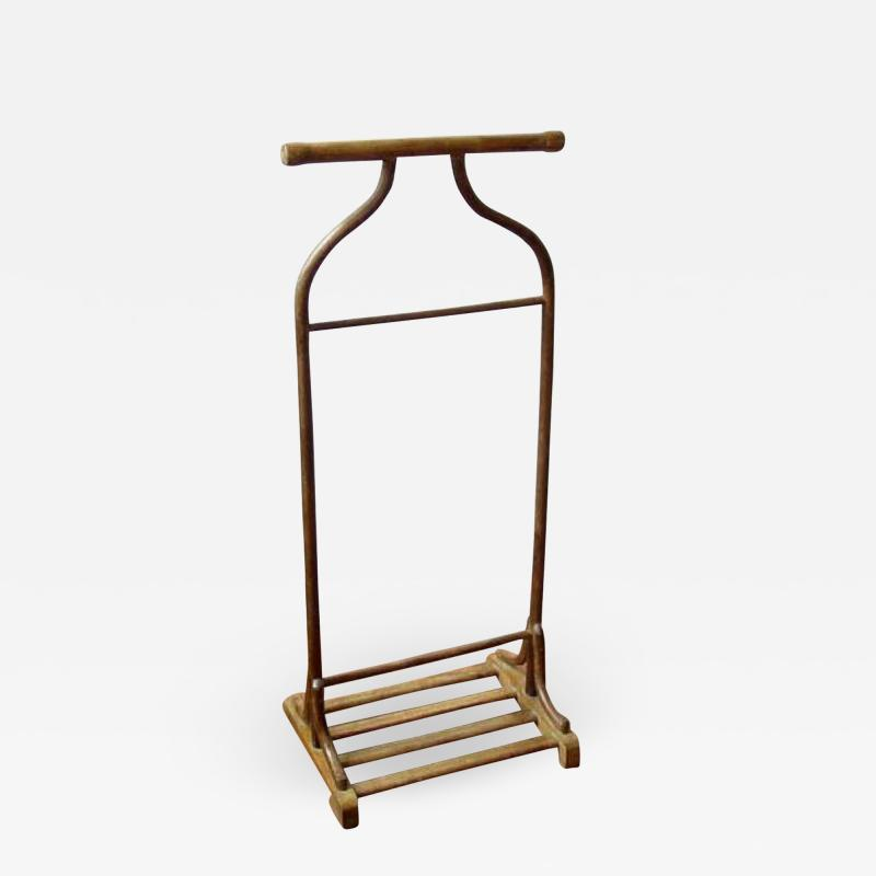 Thonet Early Modern Viennese Secession Valet Coat Stand by Thonet