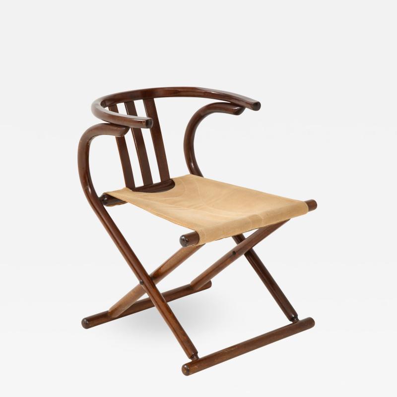 Thonet Mid Century Thonet Bentwood Folding Chair