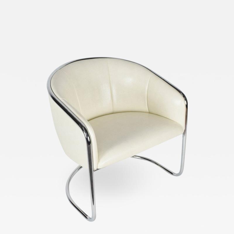 Thonet Thonet Barrel Back Club Chair