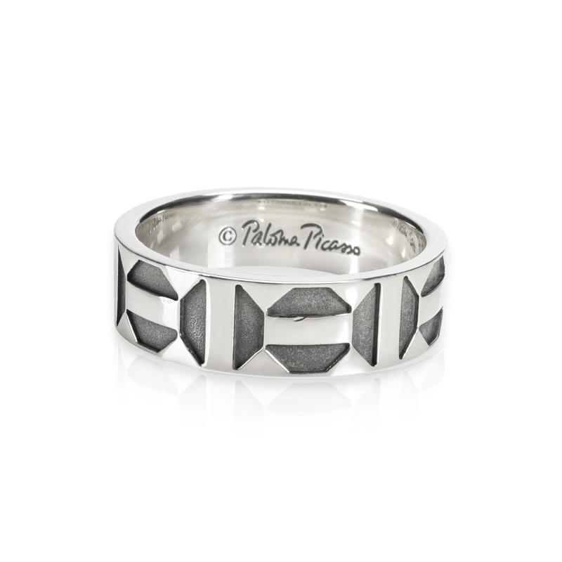 Tiffany Co Tiffany Co Paloma Picasso Band in Sterling Silver