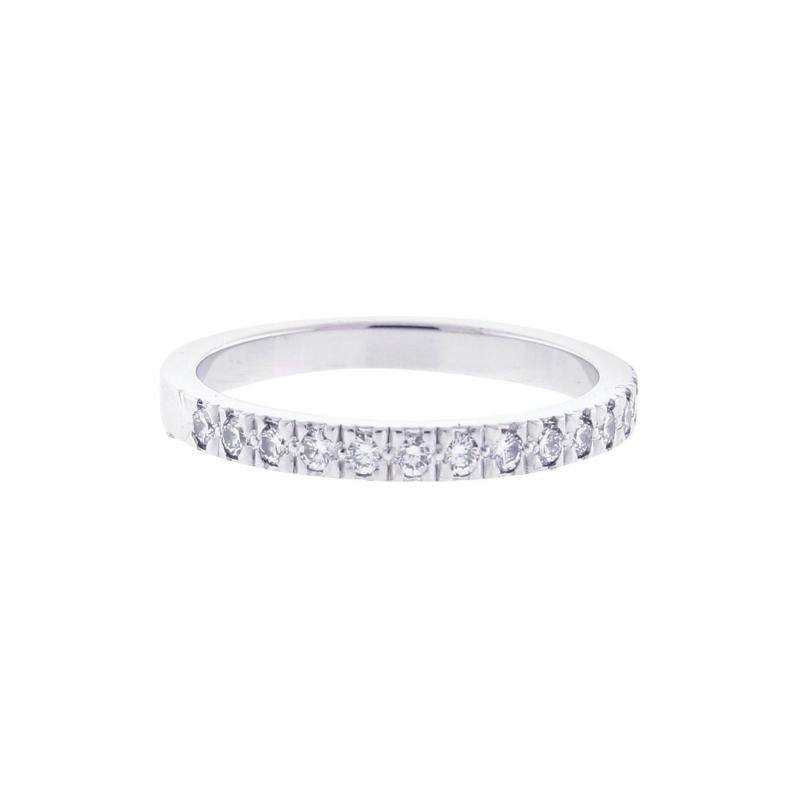 Tiffany and Co Tiffany Co Novo Diamond Wedding Band Ring