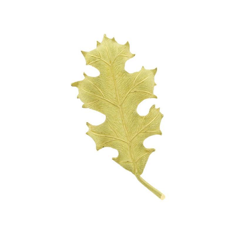 Tiffany and Co Tiffany Co Oak Leaf Brooch Pin