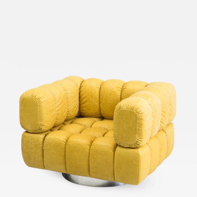 Todd Merrill Custom Originals Todd Merrill Custom Originals Tufted Club Chair
