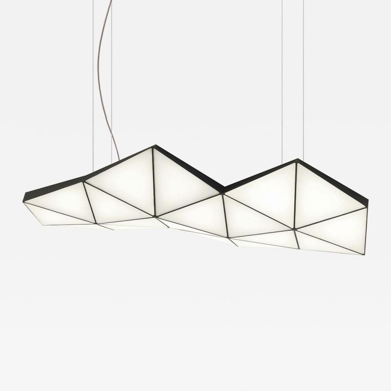 Tokio Furniture Lighting Contemporary Modular Pendant Light Tri Light TRI18