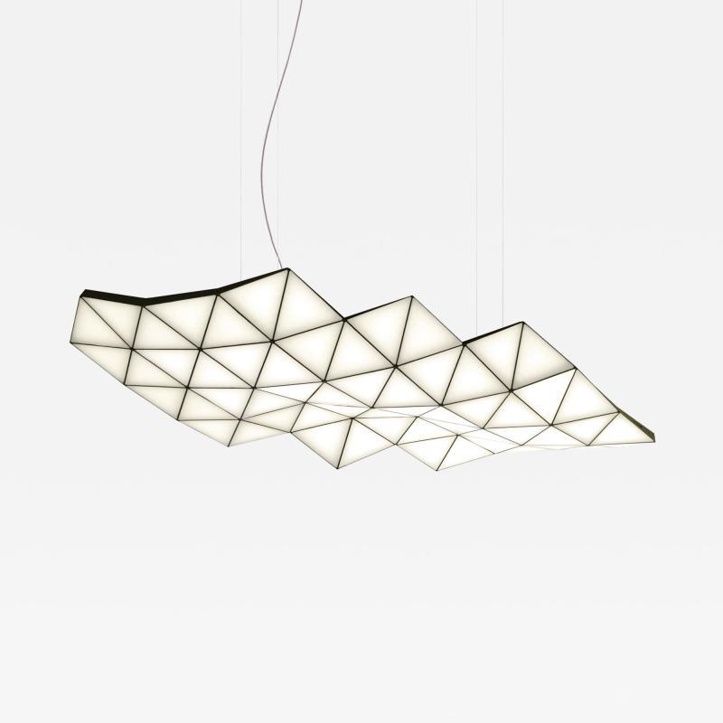 Tokio Furniture Lighting Contemporary Modular Pendant Light Tri Light TRI58