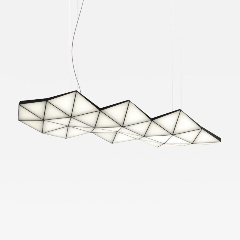 Tokio Furniture Lighting ContemporaryModular Pendant Light Tri Light TRI36