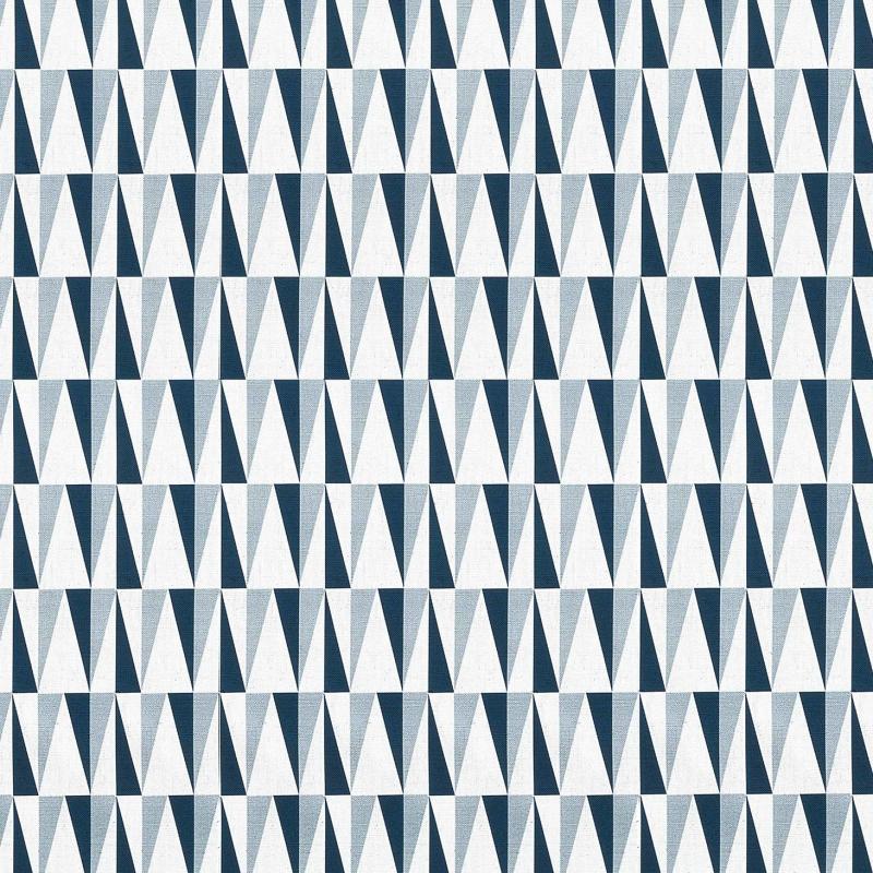Tre 80 Gio Ponti Designed Cristalli Fabric by Tre 80