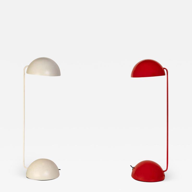Tronconi Pair of 1980s Barbieri Marianelli Bikini Table Lamps for Tronconi