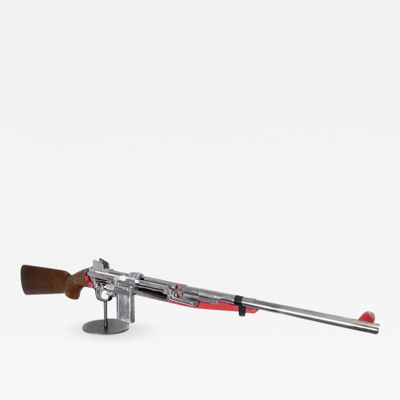 United States Navy Rare M1 Carbine Cutaway Training Model