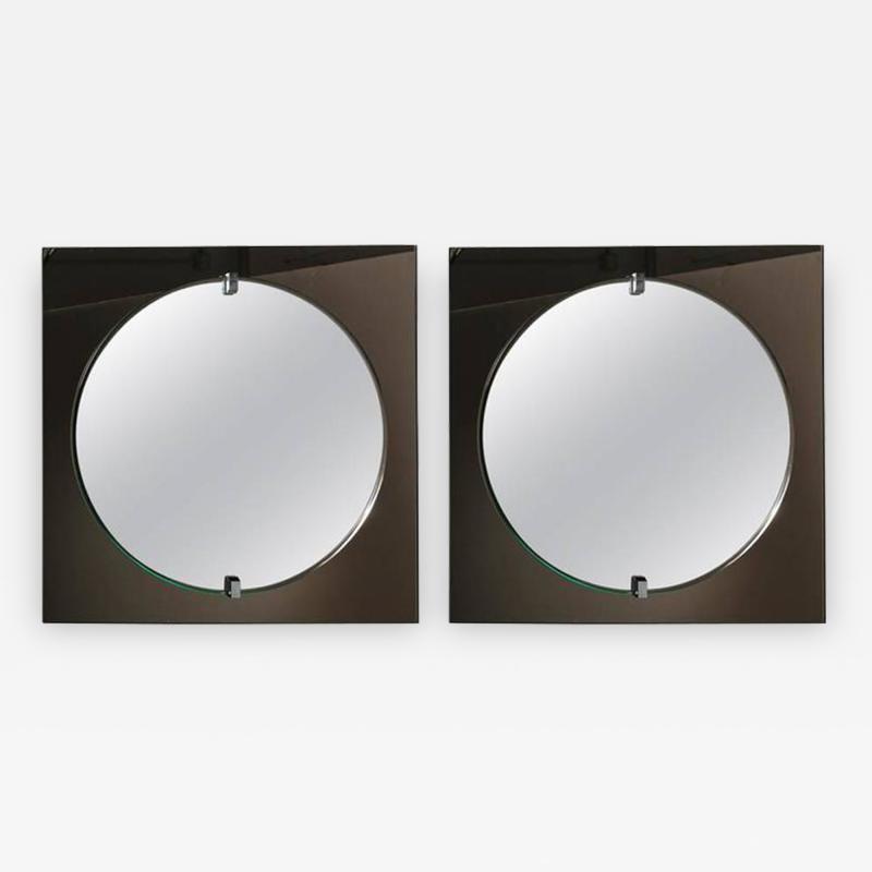 VECA Pair of Wall Mirrors by Veca