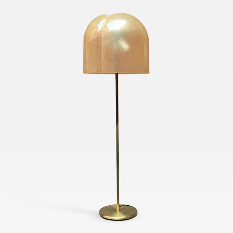 Valenti Floor lamp Mushroom by Valenti for Gregorietti 1960s