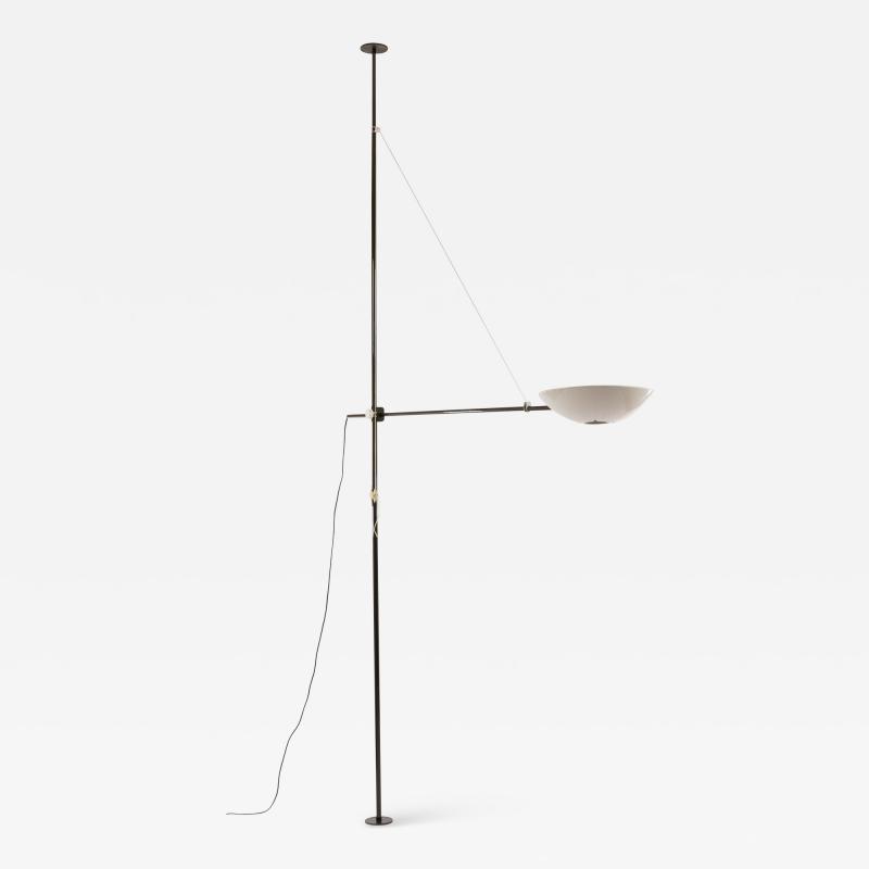 Valenti Luce Bigo floor to ceiling lamp by S T Valenti for Valenti 1981