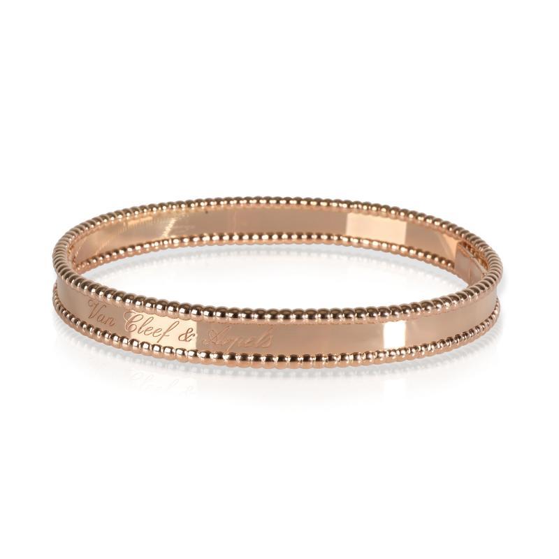 Van Cleef Arpels Van Cleef Arpels Perlee Bracelet in 18K Rose Gold