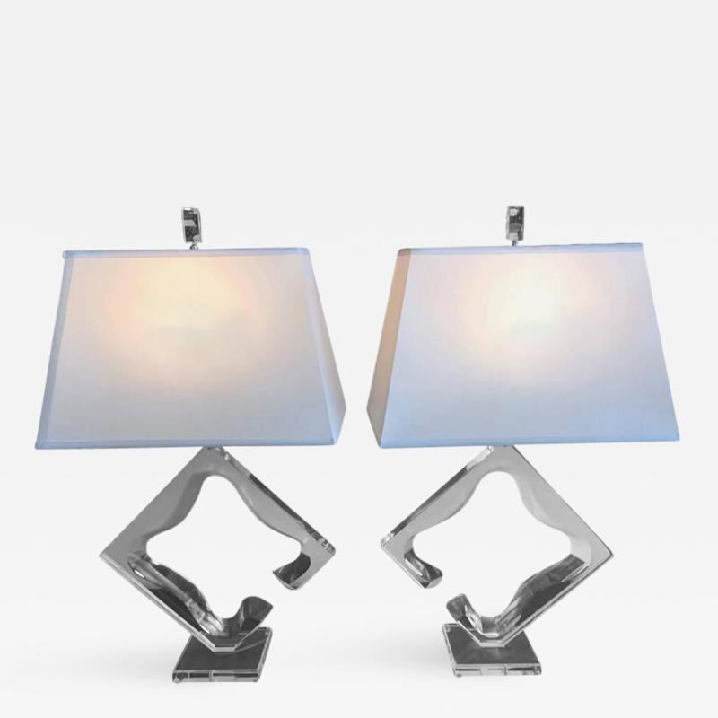 Van Teal Pair of Van Teal Table Lamps